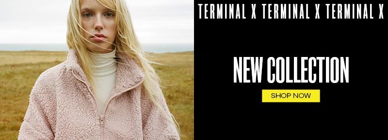 קישור לאתר חיצוני Terminal X קולקציה חדשה